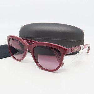 HC 8285U 50318H Coach Red Gradient Sunglasses